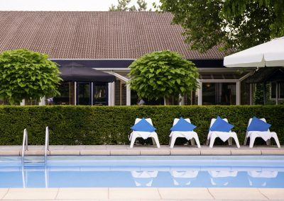 Novotel Breda Zwembad Ligbedden