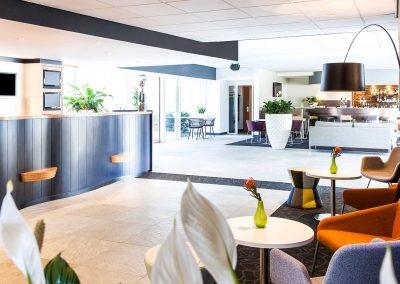 Hotel Novotel Breda Lobby