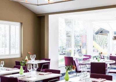 HÔTEL NOVOTEL BREDA restaurant
