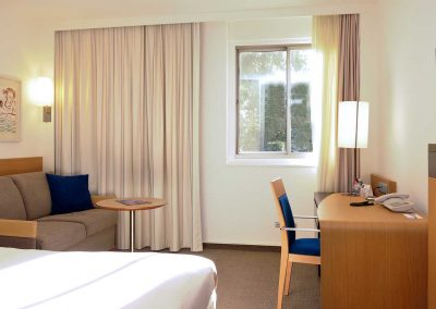 Hotel Novotel Breda superior kamer